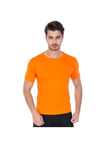 Sportive Tişört Oranj